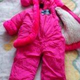 Комбинезон+куртка зима. Фото 4.