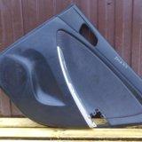 Правые обшивки дверей хендай солярис solaris. Фото 3.