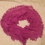 Дизайнерский шарф. Фото 1.