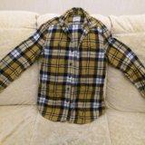 Фланелевая мужская рубашка. Фото 1.