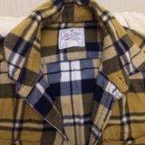Фланелевая мужская рубашка. Фото 2. Москва.