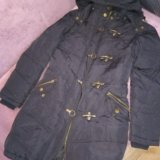 Куртка и сапоги. Фото 1.