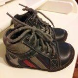 Обувь для мальчика. Фото 2. Москва.