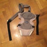 Рюкзак переноска chicco от 0. Фото 1.