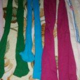 Колготки эластичные,разноцветные от 3 до 5 лет. Фото 2. Москва.