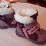 Зимние ботинки на меху. Фото 1. Волгоград.