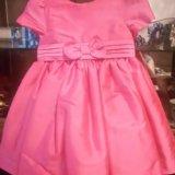 Детское бальное платье. Фото 1.