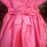 Детское бальное платье. Фото 2.