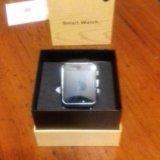 Часы+телефон. smart watch. Фото 3. Норильск.