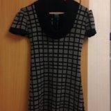 Теплое платье. Фото 1.