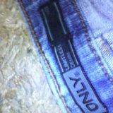 Джинсовые юбка с красивой отделкой. Фото 3.