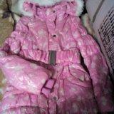 Куртка на девочку. Фото 1. Заречный.