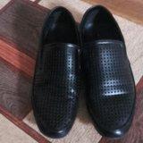Ботинки на мальчика. Фото 1.