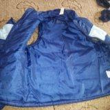 Куртка 2 в 1 демисез 128. Фото 2.