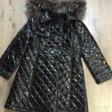 Monnalisa теплое пальто оригинал. Фото 1. Москва.