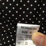 Monnalisa теплое пальто оригинал. Фото 2. Москва.