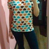 Новая блузка топ футболка. Фото 1. Ставрополь.