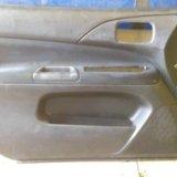 Передние обшивки дверей митсубиси лансер 9. Фото 2.