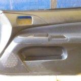 Передние обшивки дверей митсубиси лансер 9. Фото 3.