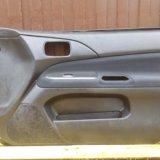 Передние обшивки дверей митсубиси лансер 9. Фото 4.