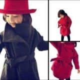 Пальто детс.новое. Фото 3.