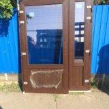Новые двустворчатые ламинированные мп двери kbe. Фото 1. Тихорецк.