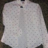 Рубашка в мелкую звёздочку. Фото 1.