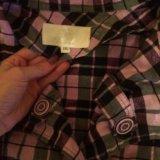 Рубашка в клетку р.xxl. Фото 2.