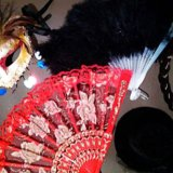 Карнавальные украшения на голову праздничные шляпы. Фото 1.