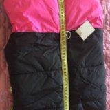 Новая зимняя куртка-жилетка для собак. Фото 4.