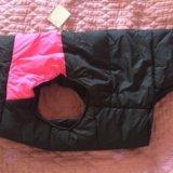 Новая зимняя куртка-жилетка для собак. Фото 2.