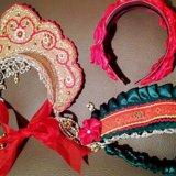 Карнавальные украшения на голову праздничные шляпы. Фото 2.