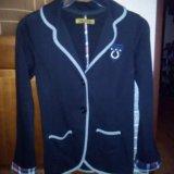 Продам пиджак школьный р.42-44. Фото 1.