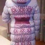 Зимнее пальто (для девочки). Фото 1. Тверь.