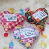 Сердечки для мамы и бабушки.. Фото 1.