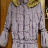 Тёплая куртка для беременных. Фото 1.