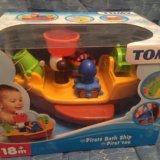 Игрушка для ванны tomy. Фото 1.