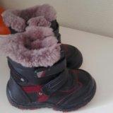 Зимние сапожки. Фото 2.