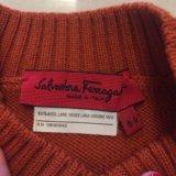 Salvatore feragamo свитер оригинал. Фото 4.