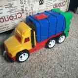 """Детский автомобиль """"мусоровоз"""". Фото 1. Волгоград."""