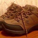 Новые зимние ботинки crosby. Фото 1.