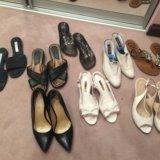 Туфли, босоножки. Фото 1.