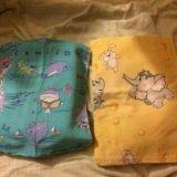 Два комплекта постельного белья+подушка. Фото 2.