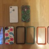 Iphone 4/4s чехлы/ бампера/ панели. Фото 1. Санкт-Петербург.