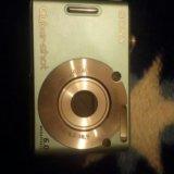 Фотоаппарат sony cyber-shot. Фото 1.