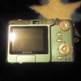 Фотоаппарат sony cyber-shot. Фото 2.