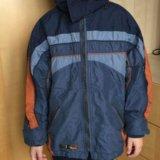 Демисезонная куртка alpex. Фото 1. Москва.