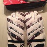 Новые!!! вратарские перчатки sells axis 360 excel. Фото 1. Москва.