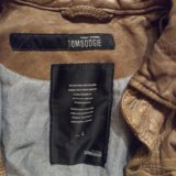 Куртка bomboogie кожаная. Фото 3.