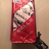 Новые!!! вратарские перчатки sells axis 360 excel. Фото 4. Москва.